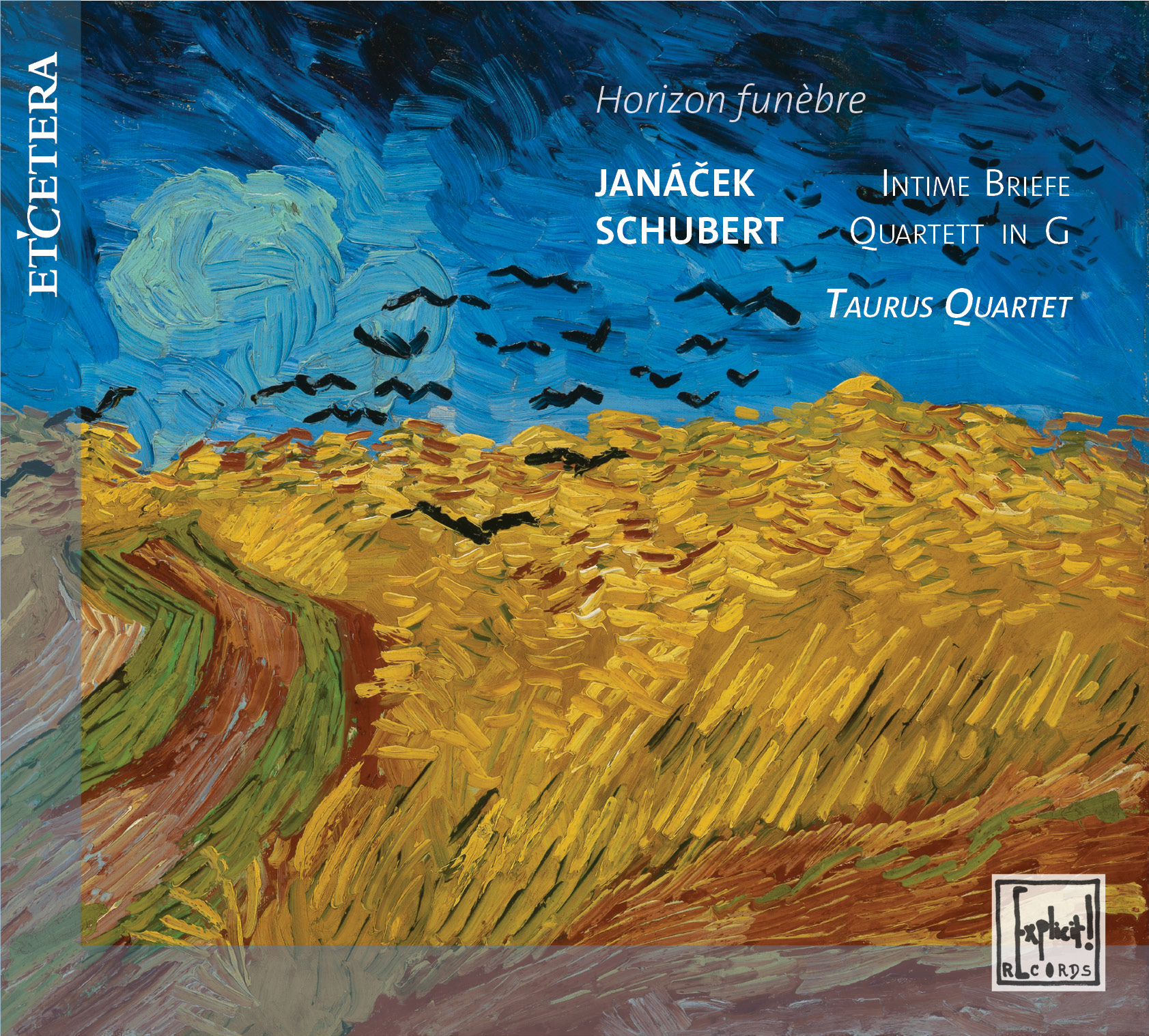 1st Cd Taurus Quartet